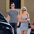 Jennifer Aniston: S fantom uživala na Capriju