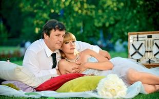 Bojan Emeršič in Viktorija Bencik: Ganljiva zabava do jutra