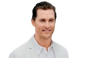 Matthew McConaughey: Za vlogo minus 20 kilogramov