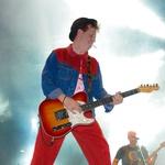 Kitarist skupine Prljavo Kazalište deluje kot da bi bil star 20 let. (foto: DonFelipe)