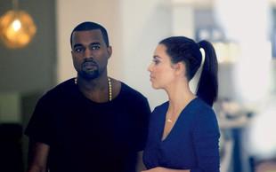 Kanye West: Ustvarja zaročni prstan za Kim