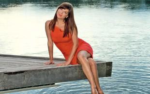 Jasna Kuljaj: Pogosto sem brez kopalk!