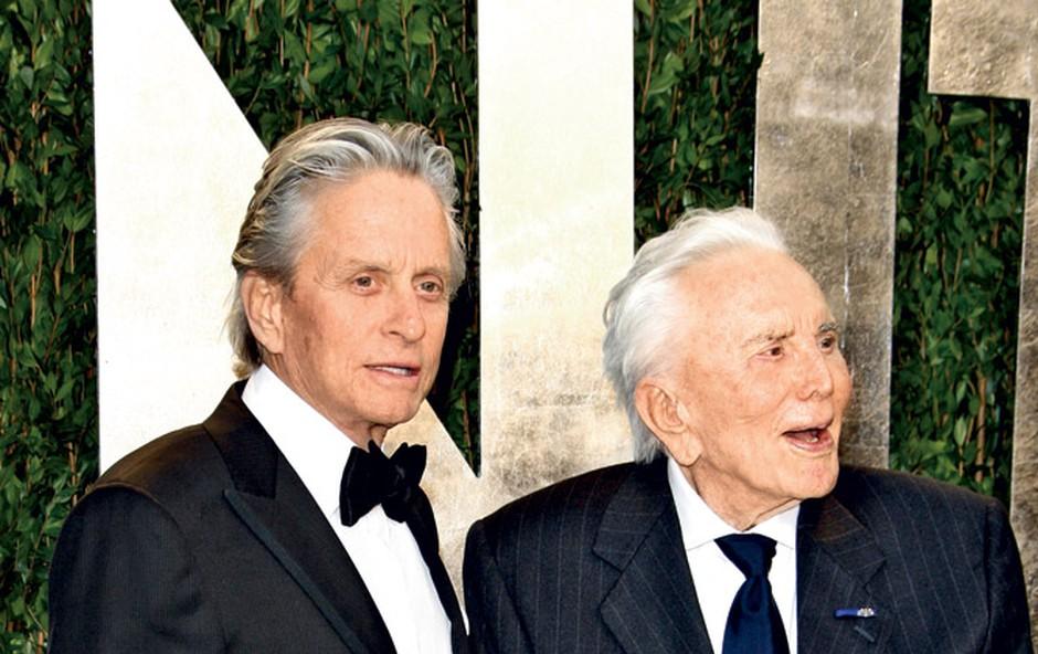 Michael Douglas čestital očetu Kirku za njegov 102. rojstni dan! (foto: Shutterstock)