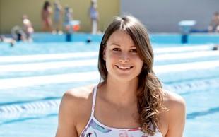 Sara Isaković: 'Pada' na plavalce