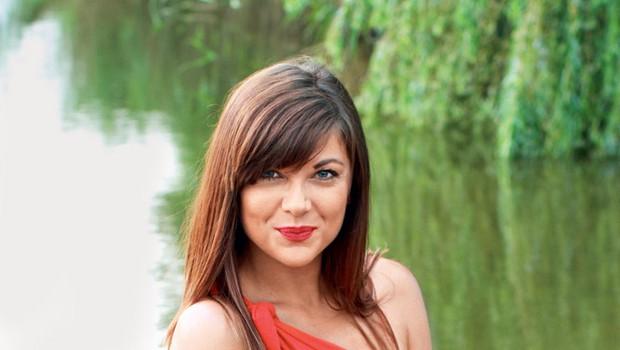 Jasna Kuljaj: Poleti uživa (foto: Goran Antley)