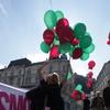 Ljubljana v Cosmopolitanovih balonih!