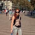 Nina Pušlar: Uživala v Barceloni