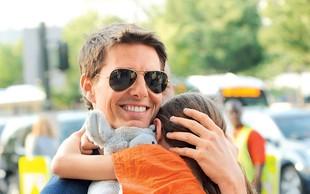 Tom Cruise: Ne zmeni  se za hčerkico