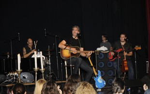 Dobrodelni koncert Jana Plestenjaka