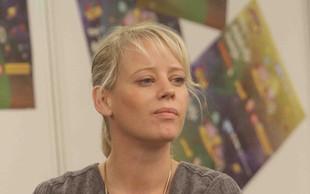 Tina Deu o tem, da mama ni edina, ki naj bi otrokom pomagala pri domači nalogi, tudi na Konferenci za starše!