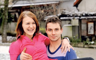 Luka Radovanovič (Gostilna išče šefa): Rad ima Moniko