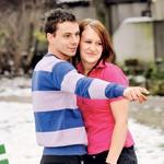 Monika ima 20 let, Luka pa 23, a imata že popolnoma izdelane cilje v življenju. (foto: Primož Predalič)