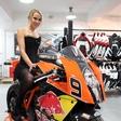 Katarina Jurkovič, Rok'n'band in Pižama otvorili novo Alpinestars trgovino v BTC-ju