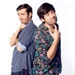 Goran Hrvaćanin in Mario Ćulibrk (foto: Dejan Nikolič)