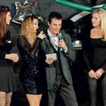 Danijel Pohorec rad uživa in se razkazuje v ženski družbi.  (foto: Nova press)