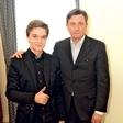 Borut Pahor: Začaral ga je Magic Aleksander