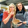 Katja Jevšek: Na chefovskem kuharskem tečaju
