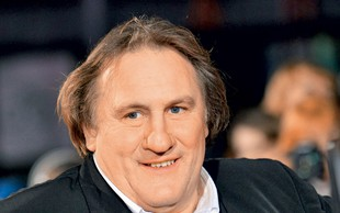 Gérard Depardieu: Obožuje Putina