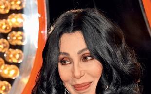 Cher se seli v London
