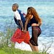 Rihanna: Se obeta poroka s Chrisom?