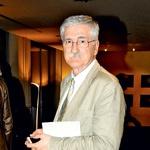 Urednik razvedrilnega programa RTV Slovenija Petar Radović je redni gost MGL-ja.  (foto: Sašo Radej)