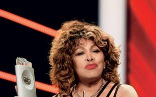 Tina Turner je postala Švicarka