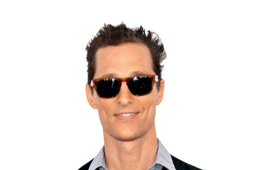 Matthew McConaughey  (foto: Shutterstock)