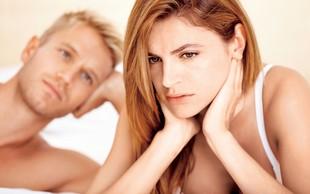 Zakaj si moški včasih pač ne želijo seksa