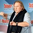 Gérard Depardieu: V Rusiji bo odprl restavracijo