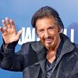 Al Pacino v alkoholu utapljal stres in tesnobo