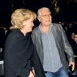 Ksenija Benedetti in Boris Cavazza uživata v Srbiji