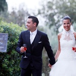 Poročil se je nogometaš Xavi Hernandez (foto: Profimedia)