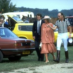 Noseča Diana v osemdesetih (foto: Profimedia)