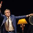 Hugh Laurie navduševal v Križankah