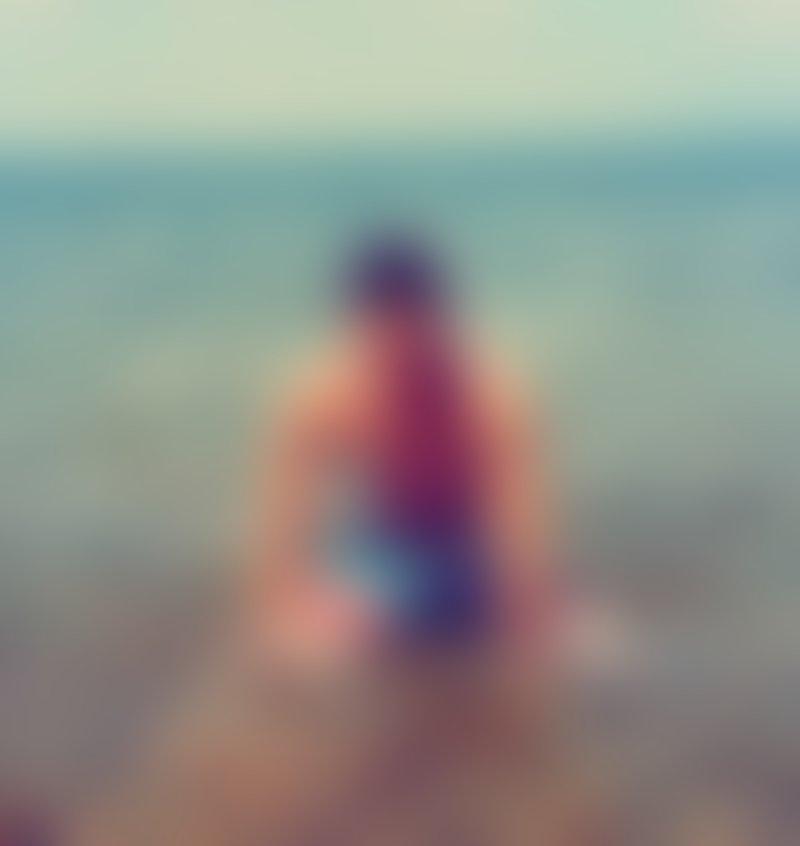 Nino na morju