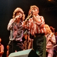 Mick Jagger in David Bowie pripravljata sočno serijo