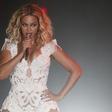 Nori oboževalec Beyoncé potegnil z odra