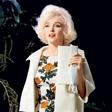 To je ena izmed redkih fotografij Marilyn Monroe, ko je bila povsem brez ličil