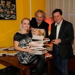 Ana Žontar Kristanc, Peter Bratuša in Andrej Klemec (foto: Luna TBWA)