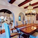 Hiša je zgrajena v mediteranskem slogu (foto: Profimedia)