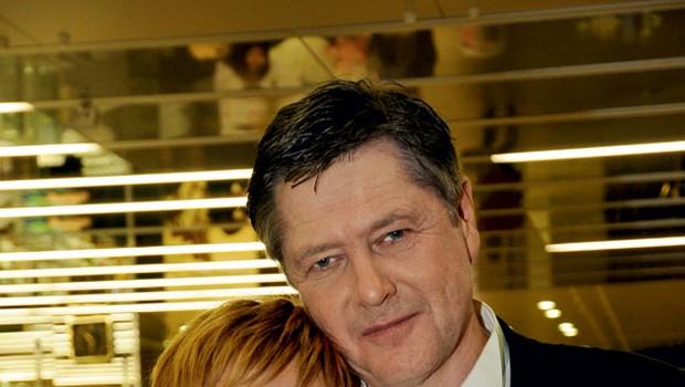 Odkar je Rosvita Mitjeva, je pač tudi del prifarskega sveta. (foto: Sašo Radej, osebni arhiv)