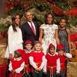 Božični prazniki v Beli hiši