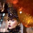 Novoletni glamur z Nives Orešnik