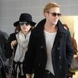 Eva Mendes in Ryan Gosling sta si vzela premor
