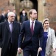 Princ William je prispel na Cambridge