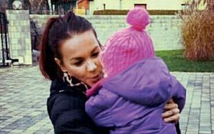 Rebeka Dremelj: Materinstvo jo je spremenilo