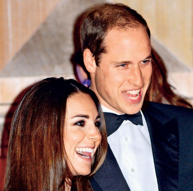 William in Kate