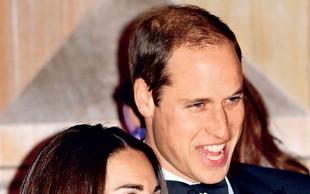 Zakaj vojvodinja Kate Middleton nosi poročni prstan, prstanec princa Williama pa ostaja prazen?