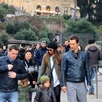 McConaughey z družino pohajkuje po Rimu (foto: Profimedia)