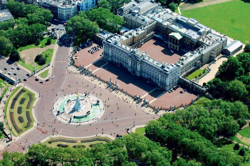 Buckinghamski palača